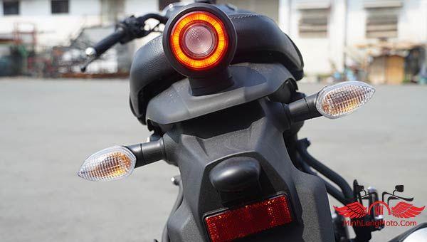 đèn hậu moto xsr155