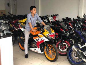 Hoàng Trọng Khánh Biên tập viên Minh Long Moto