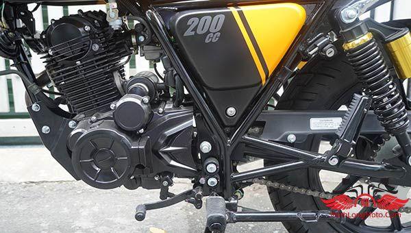 động cơ moto legend