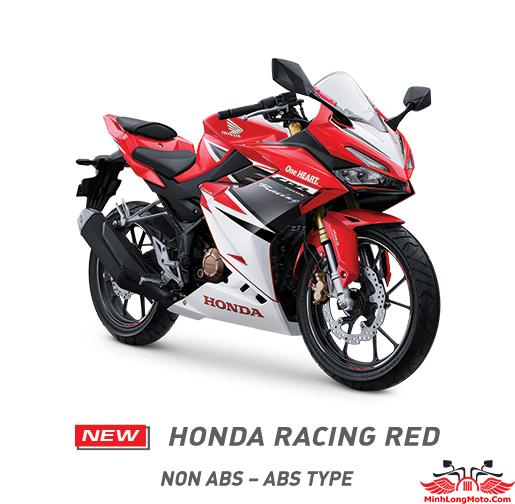 CBR 150 2021 Honda Racing Red