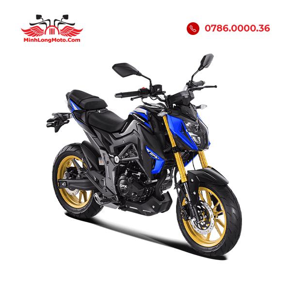 GPX Demon 150cc xanh dương