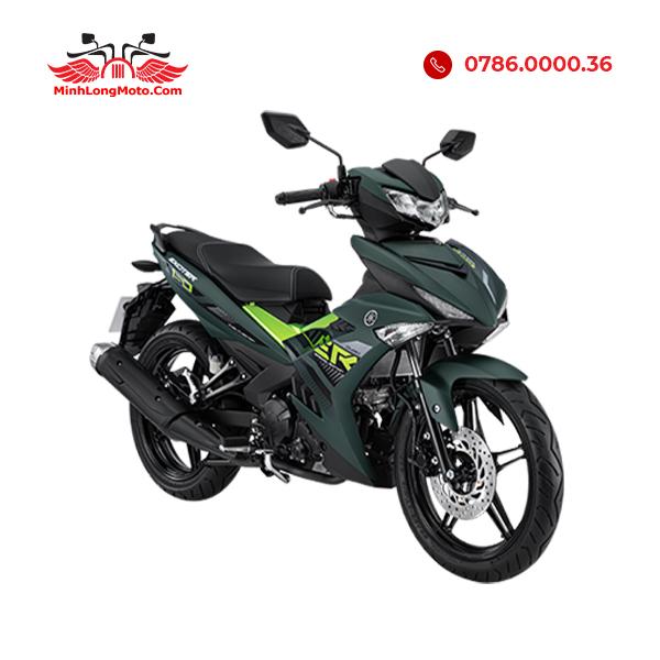 Yamaha Exciter màu Xanh Rêu