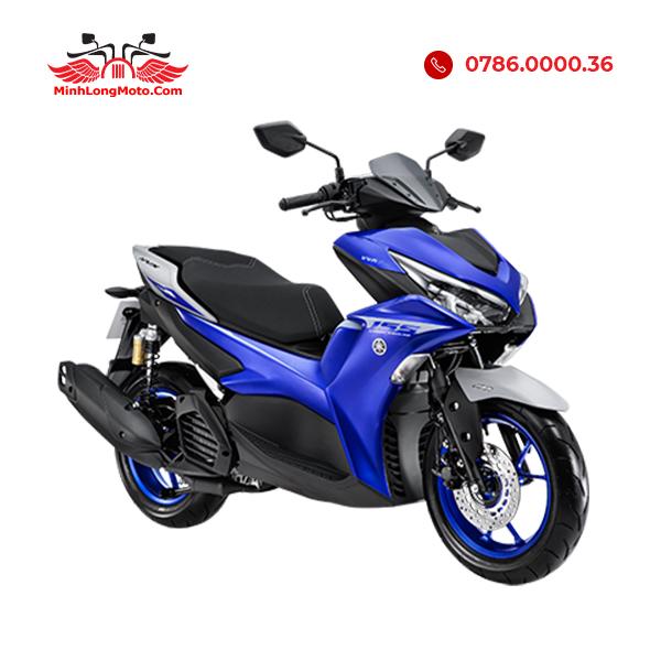 Yamaha NVX 155 VVA màu xanh đen
