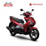 Giá xe Honda AB màu Đỏ Bạc tại Minh Long Motor