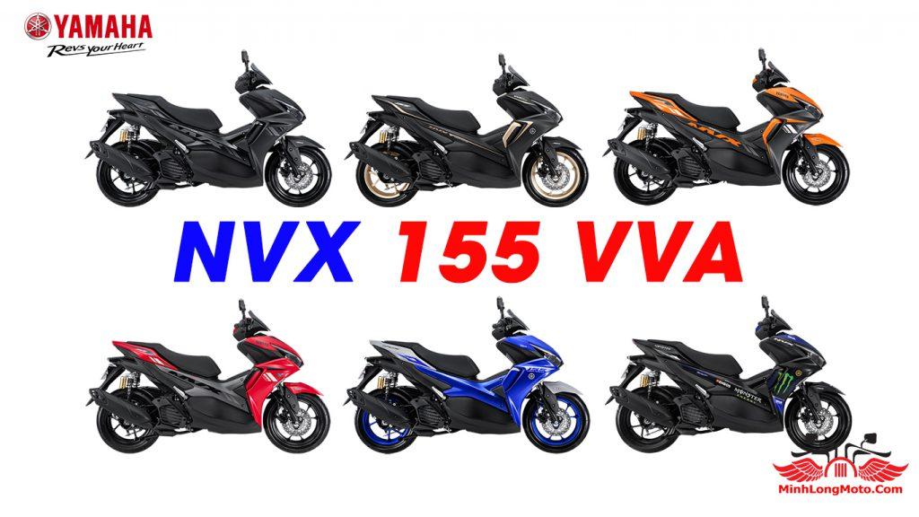 Yamaha NVX 155 VVA