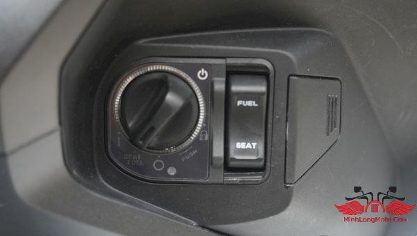 smart key của adv honda 150