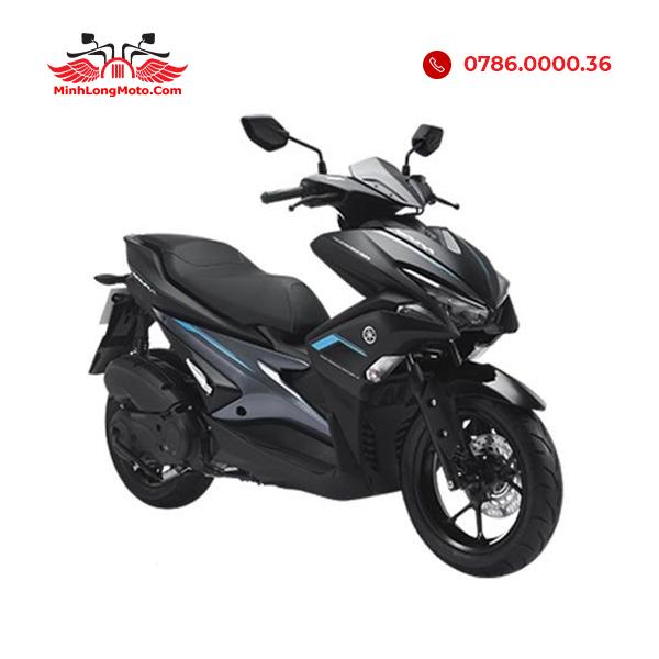Yamaha NVX màu đen