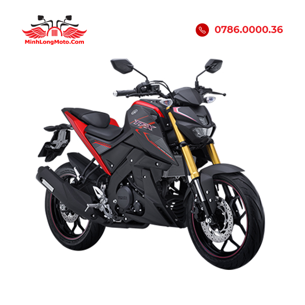 Yamaha TFX 150 xám đỏ