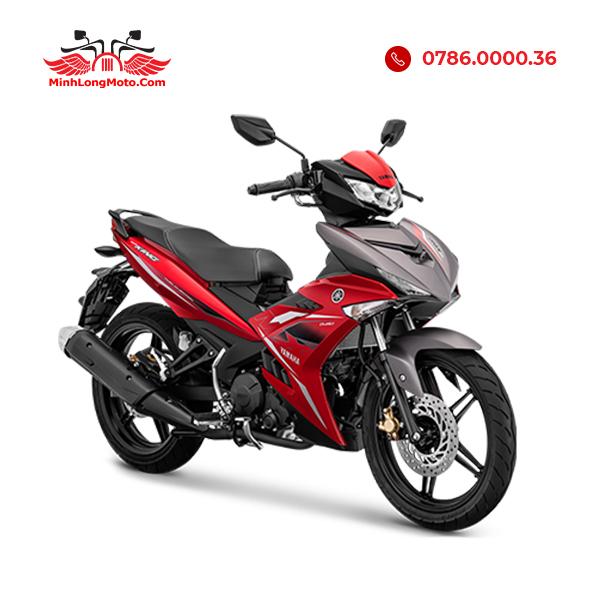 MX King 150 màu đỏ đen