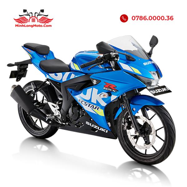 GSX R150 xanh gp