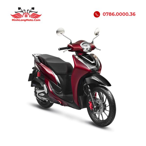 Honda SH Mode 125 Đỏ đen ABS