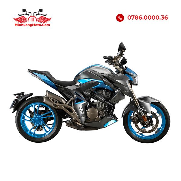 Zontes 310R1 màu xanh