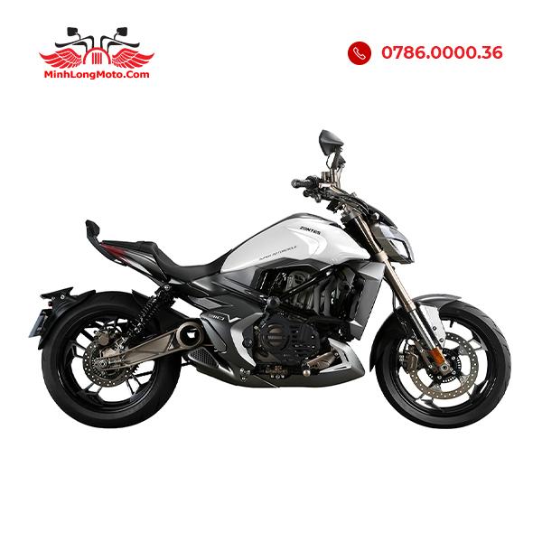 Zontes 310V màu trắng