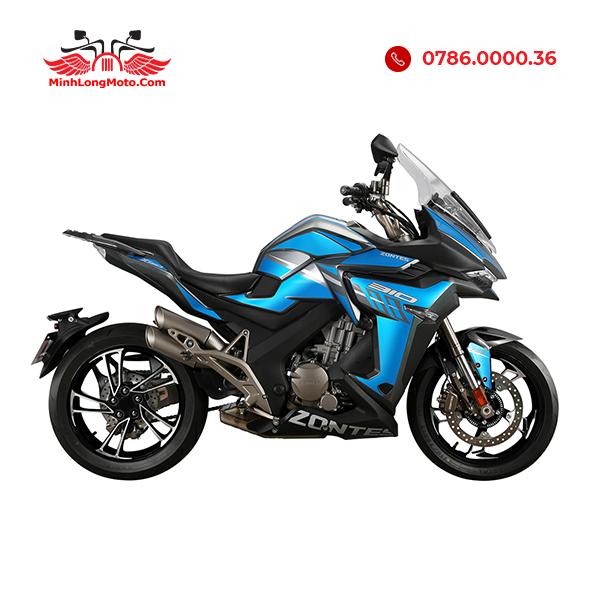 Zontes 310T1 GP màu xanh đen