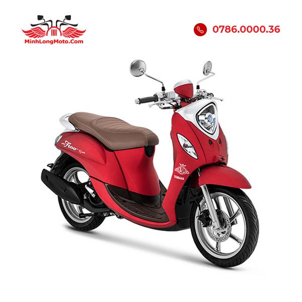 Yamaha Fino Grande 125 Đỏ sang trọng