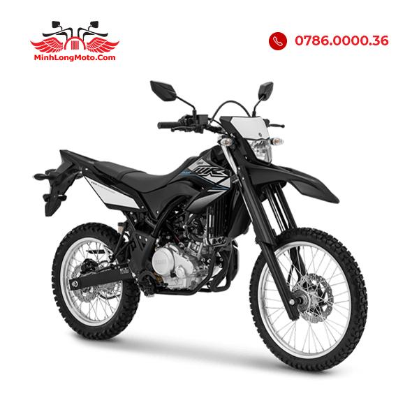 Yamaha WR155R phiên bản màu đen
