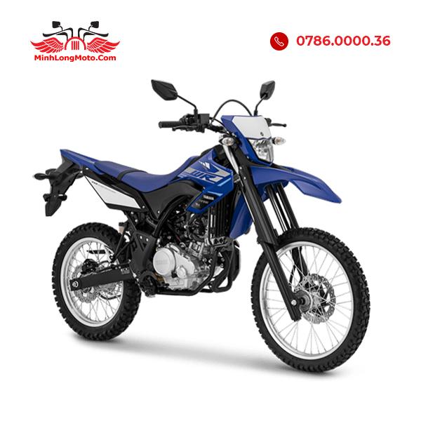 Yamaha WR155R phiên bản màu xanh
