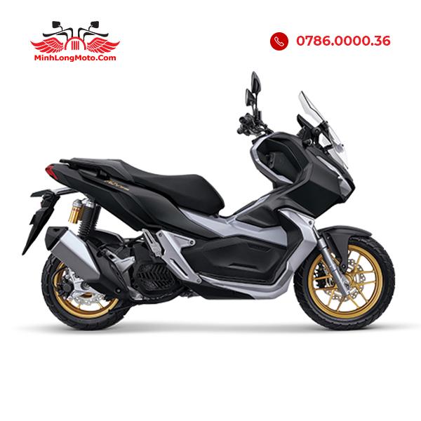Giá Honda ADV 2021 Đen mâm vàng