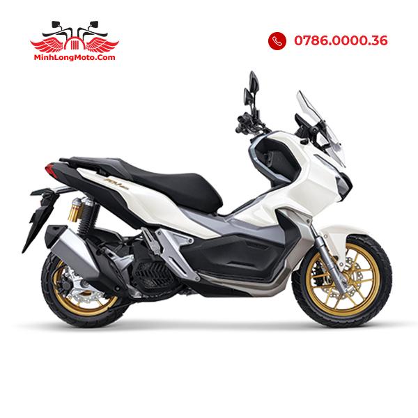 Giá Honda ADV 2021 Trắng mâm vàng