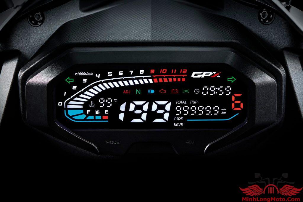 Đồng hồ GR200R