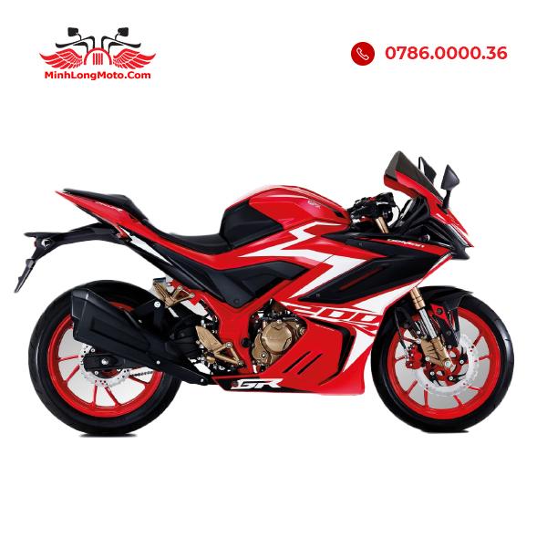 GPX Demon GR200R màu Đỏ