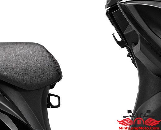 móc khóa kép của Suzuki Burgman 125