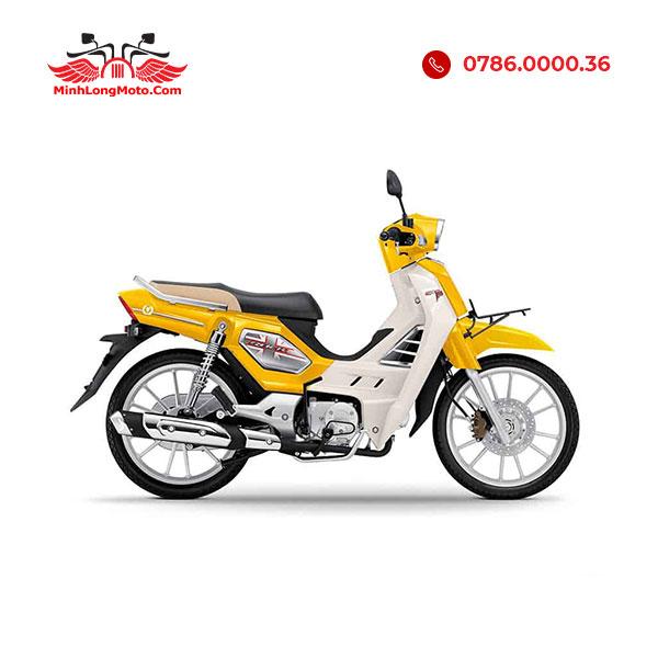 GPX Rock 110 màu vàng